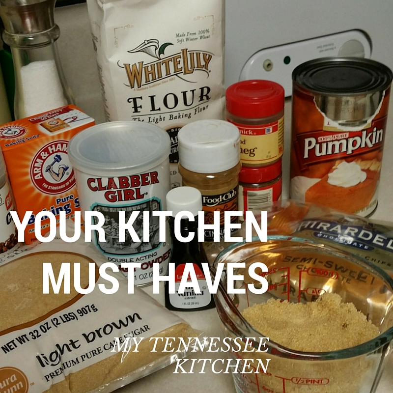 YOUR MUST HAVS