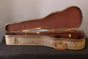1955 Gibson TU1 Tenor Uke at Gruhn Guitars